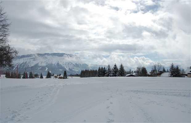 Estación de esquí de Chambery