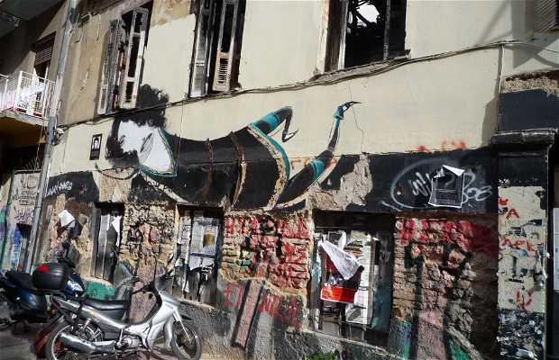 Las paredes revolucionarias