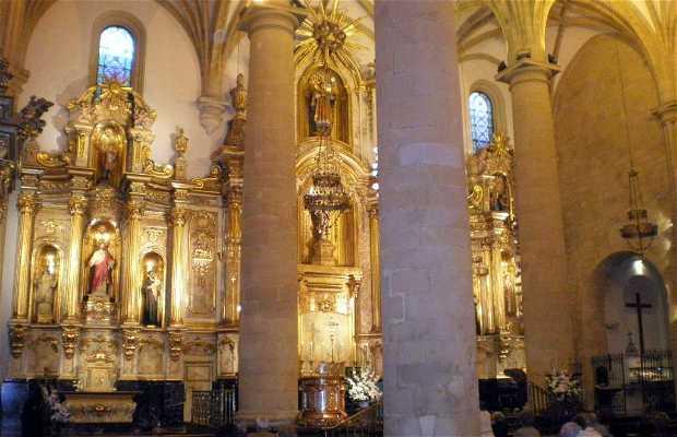 Iglesia San Vicente Mártir de Abando