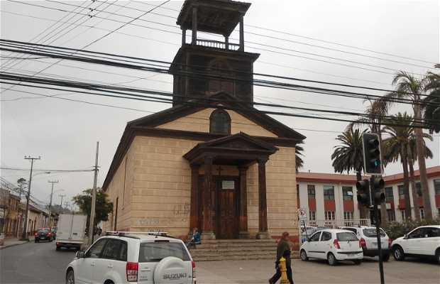 Capilla Hospital San Juan de dios