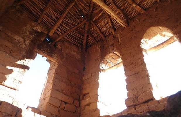 L'ancienne église de Chinchero