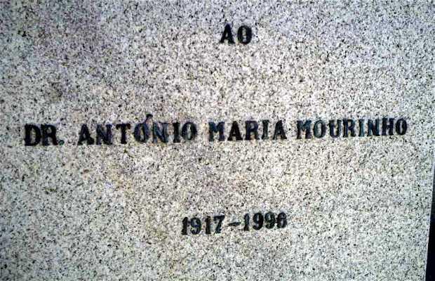 Monumento a Antonio Mª Mourinho