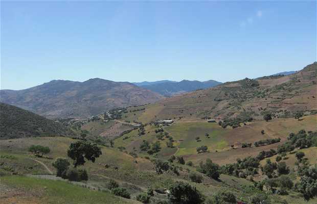Carretera de Chefchaouen a Al Hoceima