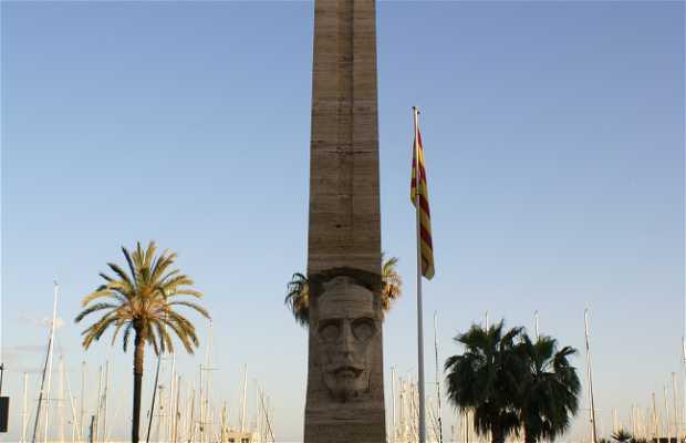 Monumento a Francesc Macià