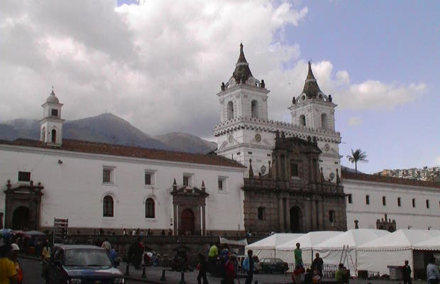 Catedral de Quito (A Catedral)
