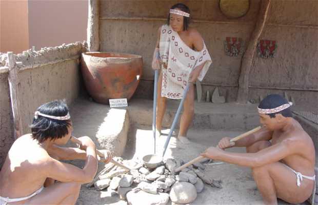 Museo degli scavi Chan Chan