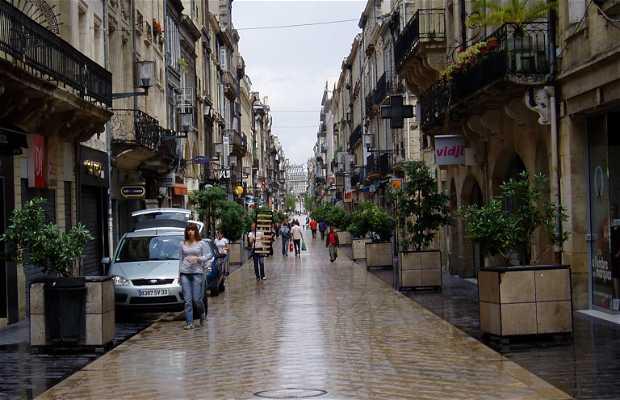Rue sainte catherine bordeaux 12 exp riences et 24 photos - Magasins rue sainte catherine ...