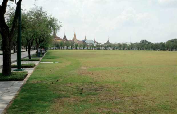 Parque de Bangkok