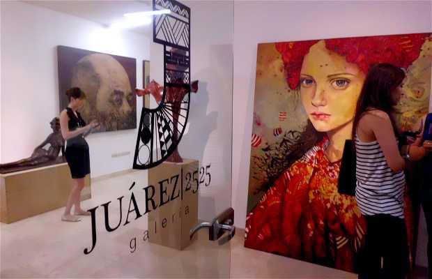 Galería Juárez 2525