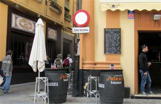 La Barrica, Cadiz
