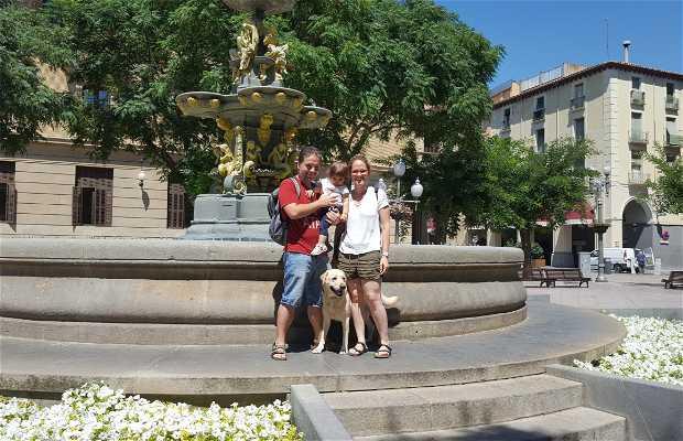 plaza Navarra huesca