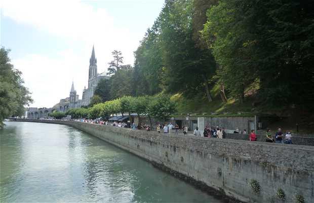 Río Gave de Pau