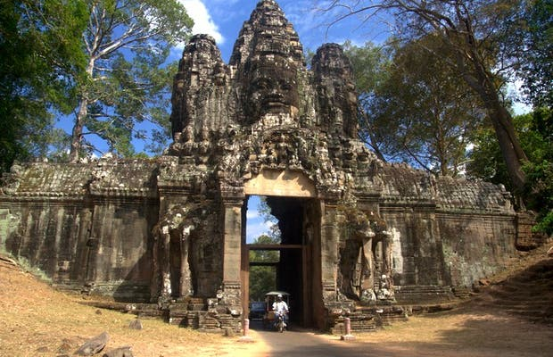 Portão Leste de Angkor Thom
