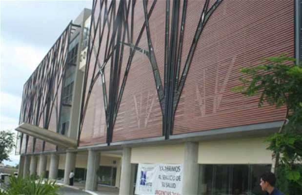 Centro médico puerta de hierro colima