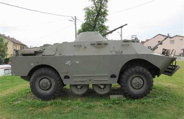 Museo de la guerra al aire libre