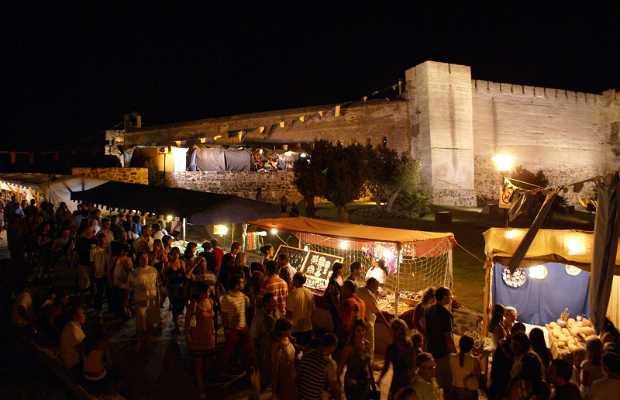 Feria Medieval Castillo Sohail