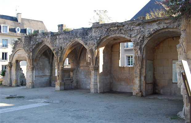 Église Saint-Étienne de Caen