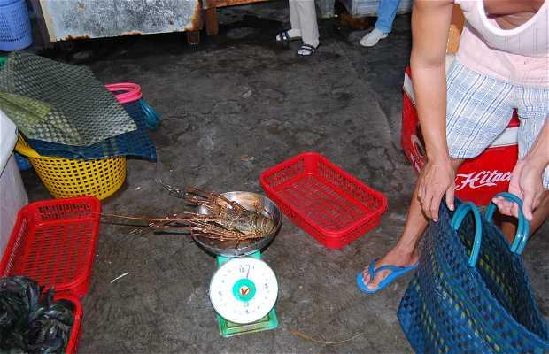 El marisco de Nha Trang