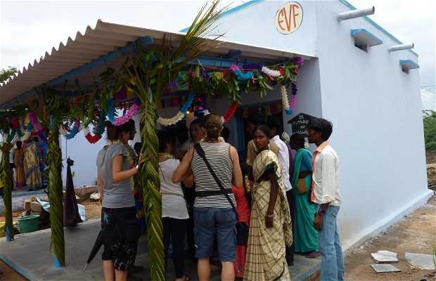Inauguración de viviendas FVF