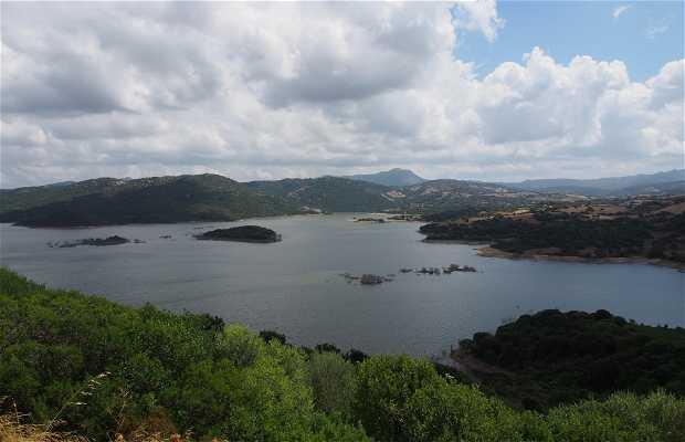 Lac de Liscia