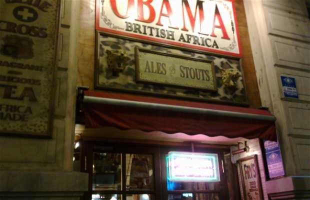 Obama British Africa