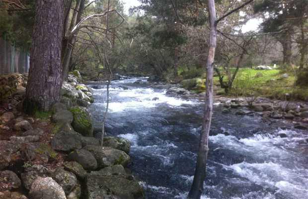 Paso del Río Lozoya