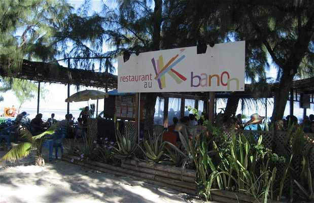 Restaurante Au Kbanon