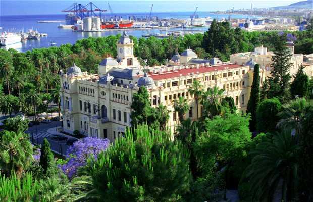 Edificio del Ayuntamiento de Málaga (Casa Consistorial)