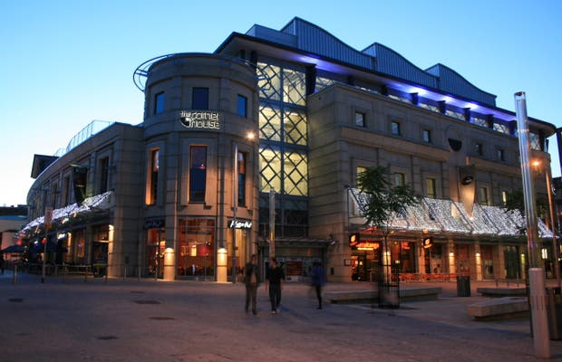 The Royal Centre: Theatre Royal & Concert Hall