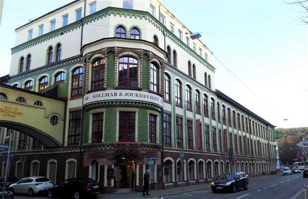Museo de las tecnicas industriales de la joyería y la relojería en Pforzheim
