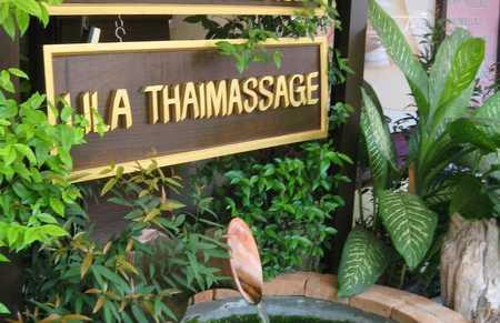 Sala de massagens Lila