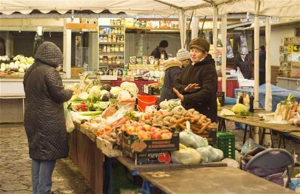 Mercado Stary Kleparz