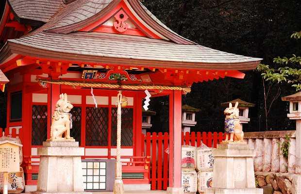 Templo Shintoísta de Ikuta