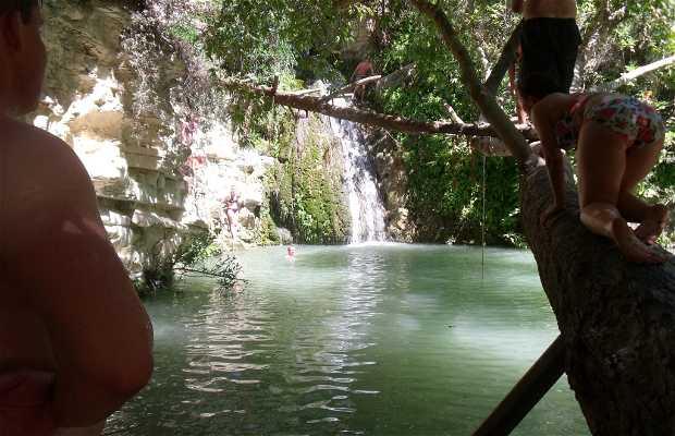 Laguna de Adonis (Adonis Baths)