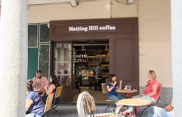 Notting Hill coffee