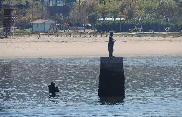 Monumento al Capitán Nemo
