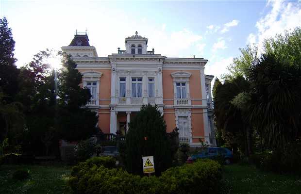 El Capitolio o Palacete Velázquez