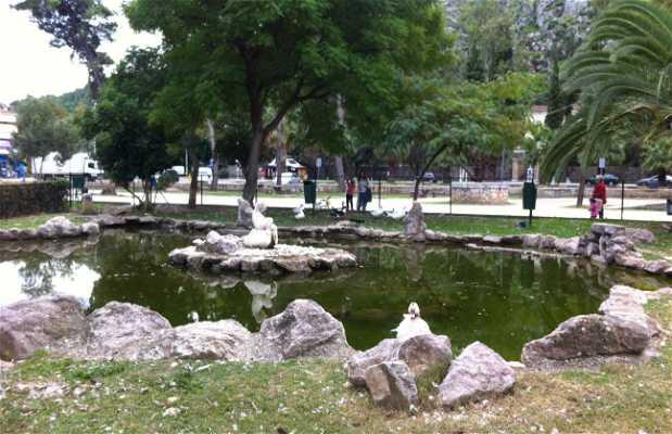 Parque Kolokotronis