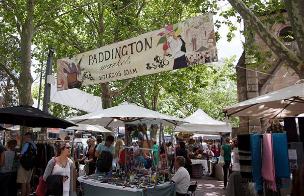 Mercado de Paddington