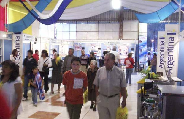 Feria Internacional de Cochabamba