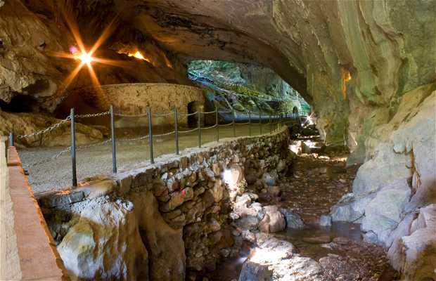 Grotte di Zugarramurdi