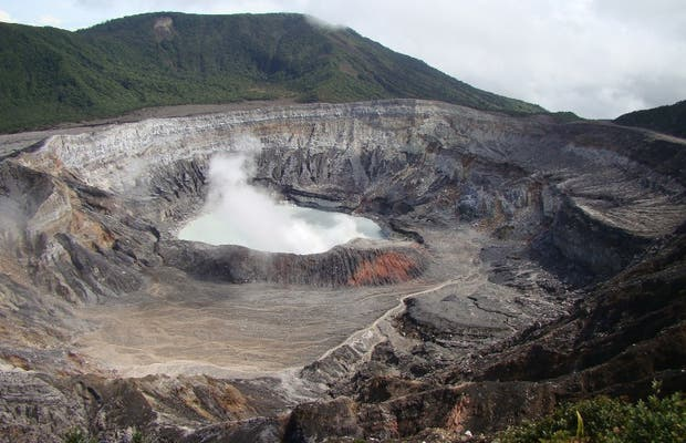 Parco Nazionale del Vulcano Poas