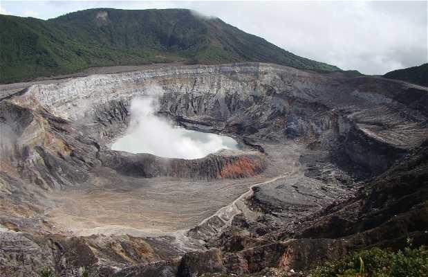 Parque Nacional Vulcão Poás
