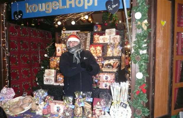 Christmas Market (Marche de Noel)