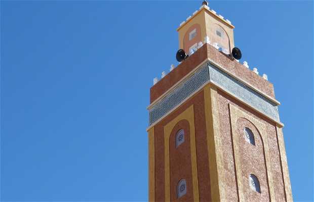 Mezquita Al Alaouyine