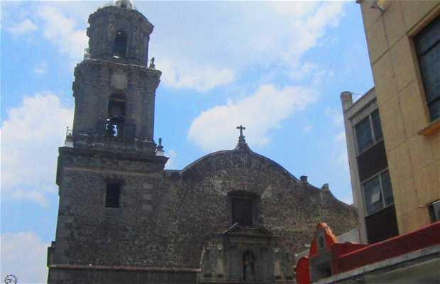 Templo incepcion mexico