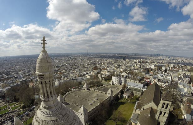 Panorama du Sacré Coeur