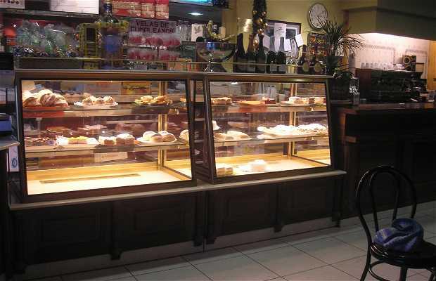 Pastelería-cafetería Florida