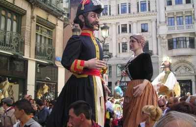Gigantes Y Cabezudos En Zaragoza 1 Opiniones Y 1 Fotos