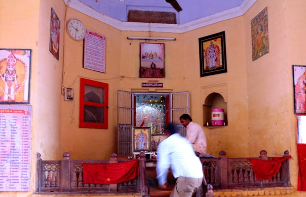 Capilla Kalka Devi and Ko-Asri